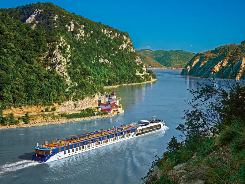 AmaWaterways luxury cruise