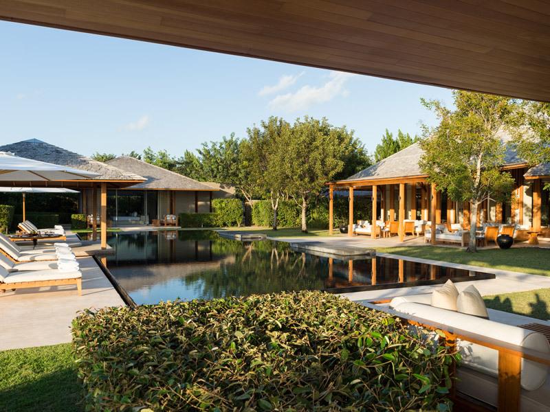 Amanyara Villas in Turks and Caicos