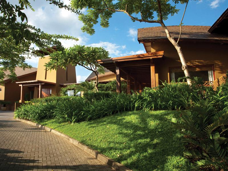 Exterior of the Four Seasons Resort Costa Rica at Peninsula Papagayo