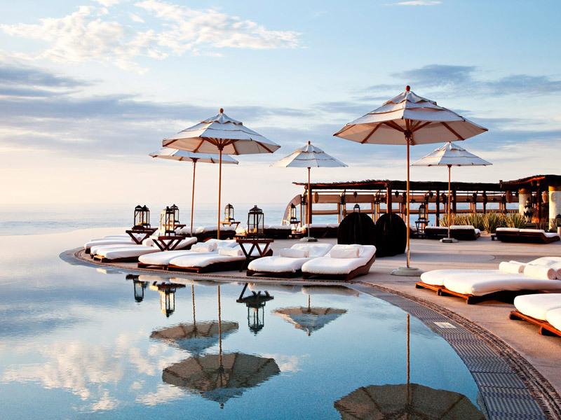 Exterior pool of Las Ventanas Al Paraíso, A Rosewood Resort