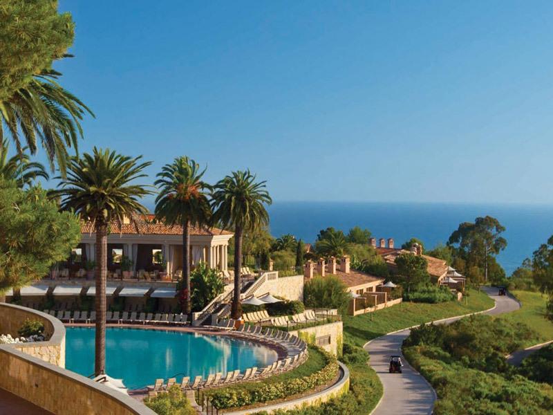 Resort at Pelican Hills exterior pool