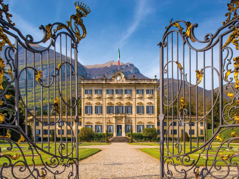 Villa Solo Cabiati, Lake Como Italy
